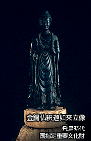 金剛仏釈迦如来立像